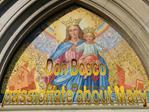 Don Bosco passionate about Mary