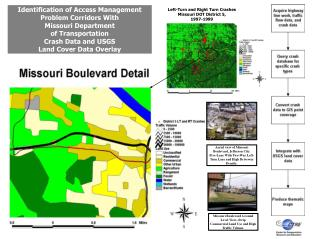 Using GIS Crash Data  To Identify Access Management Priority Corridors: Manchester Road Missouri Hwy. 100