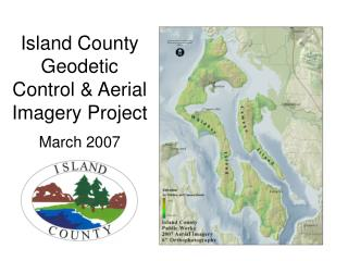 Island County Geodetic Control  Aerial Imagery Project