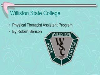 Williston State College