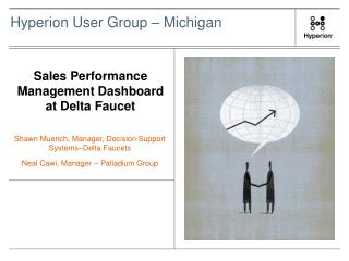 Sales Performance Management Dashboard at Delta Faucet