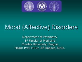 Mood Affective Disorders