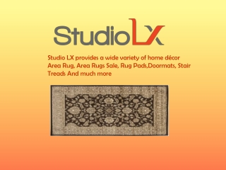 Cheap Area Rug at StudioLX