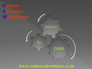 Outdoor Adventure Management