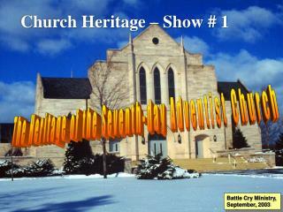Church Heritage - 1