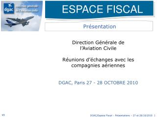 Direction G n rale de l Aviation Civile  R unions d  changes avec les compagnies a riennes
