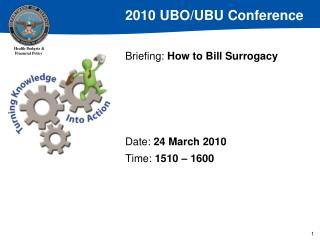 Briefing: How to Bill Surrogacy