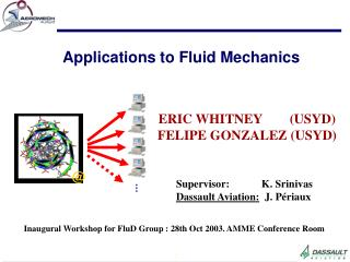 Applications to Fluid Mechanics