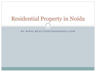 Residential Property in Noida