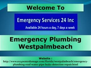 Emergency Plumbing Westpalmbeach