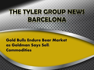 the tyler group news barcelona-Scribd