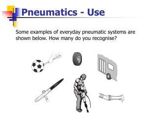 Pneumatics - Use