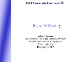 Super-B-Factory