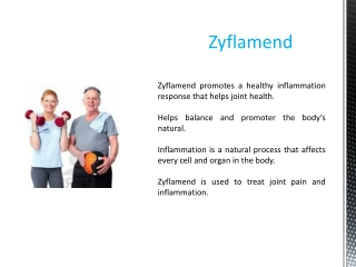 Does Zyflamend work?