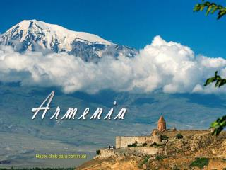 Armenia Epic Land