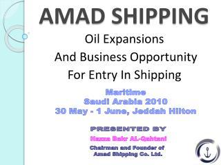 AMAD SHIPPING