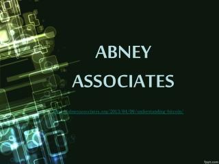 Abney Associates: Understanding Bitcoin