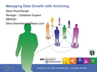 Managing Data Growth with Archiving