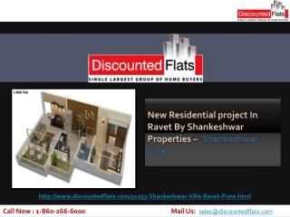 Shankeshwar Properties Launches New Project in Ravet