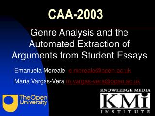 CAA-2003