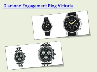 Diamond Engagement Ring Victoria