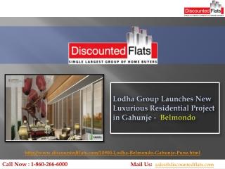 Buy Your Dream Home in Gahunje -  Belmondo