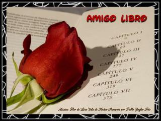 libro amigo