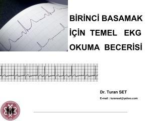 BIRINCI BASAMAK I IN  TEMEL   EKG OKUMA  BECERISI