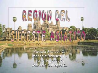 Pamela Alarc n C. Marcela Briones  F. Tania Gajardo C. Marcelo Gallegos C.