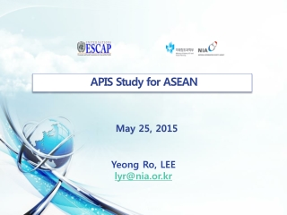 ASEAN ICT COOPERATION IN RELEVANCE WITH THE WSIS PLAN OF ACTION