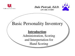 Basic Personality Inventory