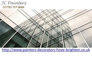 JC Property Maintenance Brighton