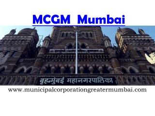 Municipal Corporation of Greater Mumbai Property Tax