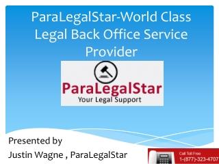 Legal Transcription Services, Litigation Coding Services