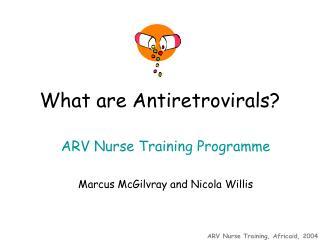 What are Antiretrovirals
