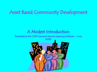 Asset Based Community Development