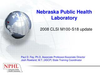 Nebraska Public Health Laboratory