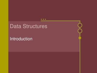 UNDERSTANDING  DATA STRUCTURES