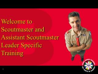 Welcome to Scoutmaster and Assistant Scoutmaster Leader ...