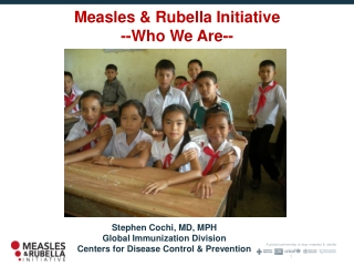 CDC resources for measles - 2008