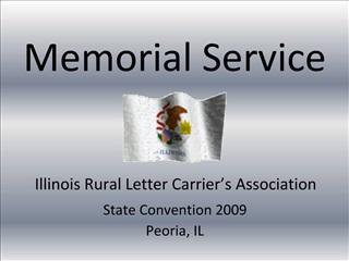 Illinois Rural Letter Carrier