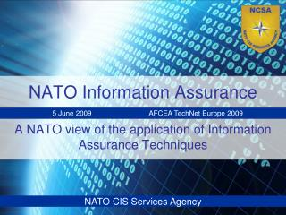 NATO Information Assurance