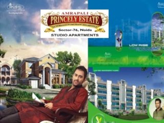 Amrapali Princely Estate Offers Semi Furnished Apartments