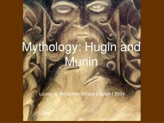 Mythology: Hugin and Munin
