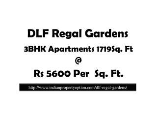 Regal Garden @ 9650268727