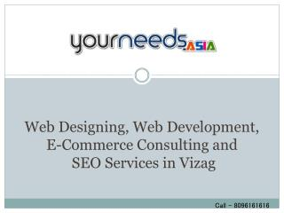 SEO Services in Vizag | Website Development Company | USA