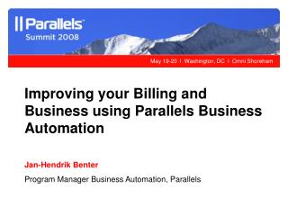 what is parallels business automation