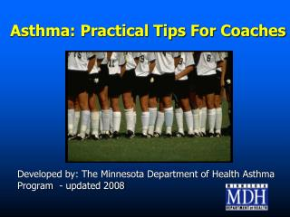 Asthma: Practical Tips For Coaches