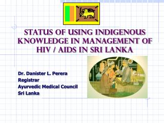Status of Using Indigenous Knowledge in Management of HIV