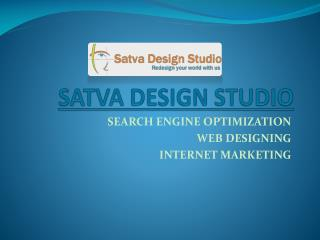 Search engine friendly web pages can give good result